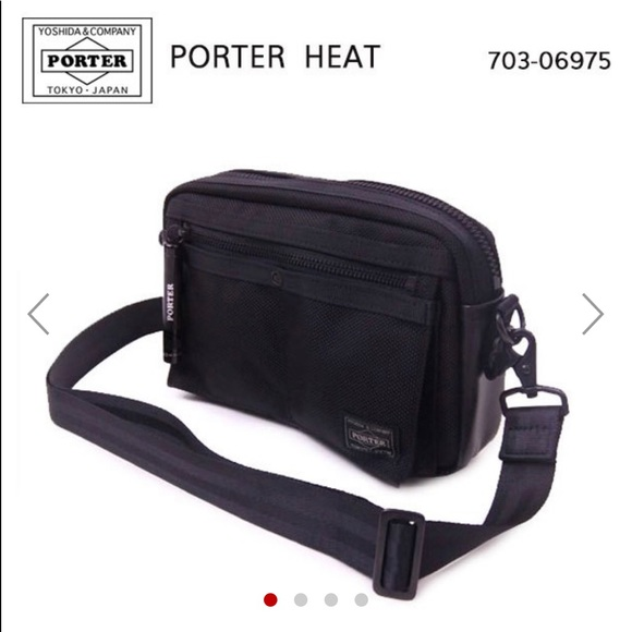 411c25355c Yoshida   Co Porter Heat Shoulder Bag NEW
